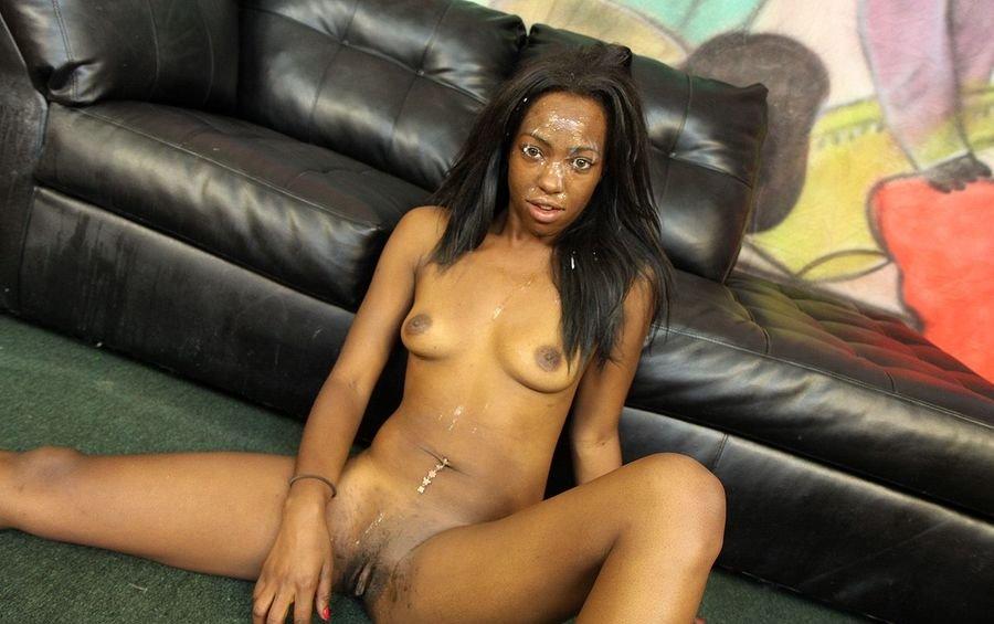 Ebony-Carmen-Drenched-In-Cum